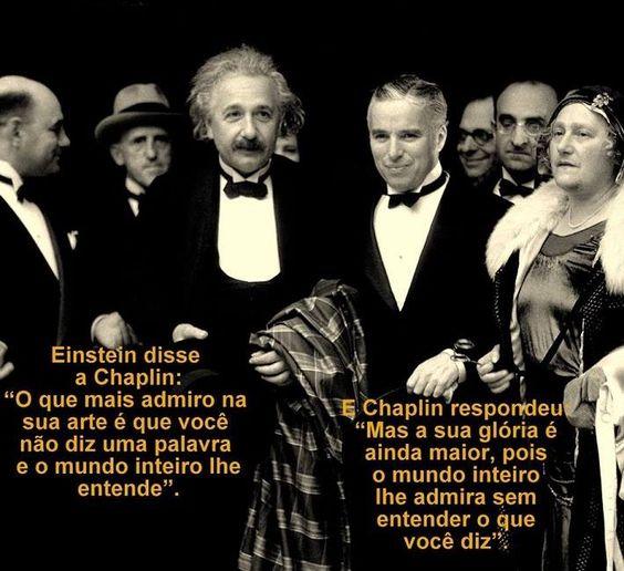 Encontro de gênios