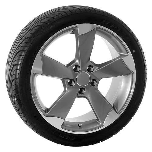 18 Inch Audi Replica Wheels Rims Tires Fits Audi S4 S6 S8 A4 A6 A8 Tt Tts Wheel Rims Audi Wheels Rims And Tires