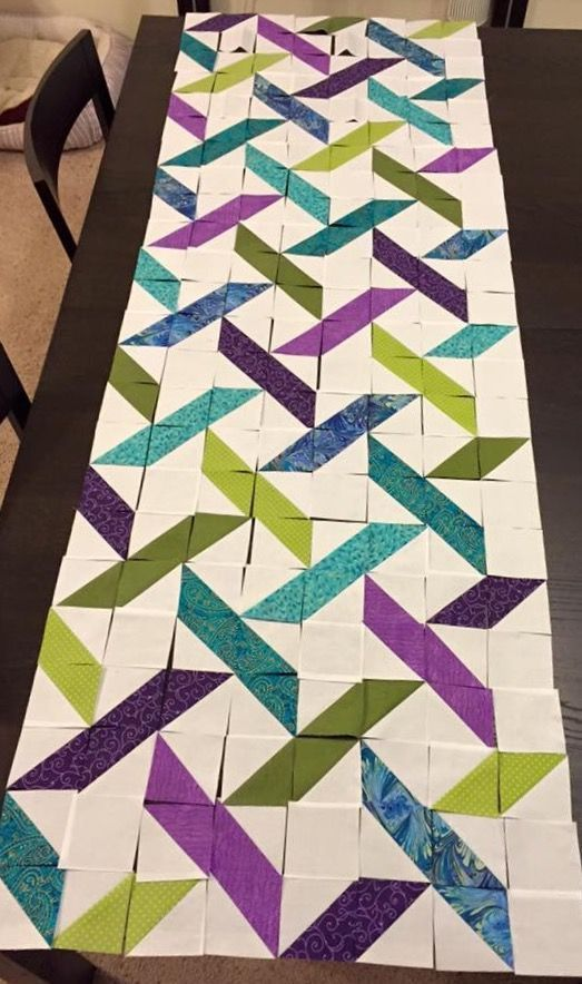 Easy Going Modern By Felicity Quilts Via 2