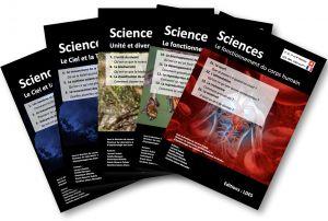 Cette collection, destinée à l'enseignement des sciences, est conforme aux programmes suisses (5ème à 8ème Harmos) et français (CE2, CM1, CM2 et 6ème), mais convient également à d'autres pays (Belgique, Canada, ...).  Elle sera composée de 50 unités (20 pages par unité au format pdf) touchant tous les thèmes de l'enseignement des sciences et comprenant un guide pédagogique pour l'enseignant.
