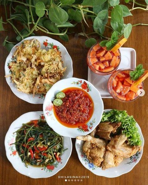 Menu Sehat 18 Masakan Resep Masakan Resep Makanan Sehat