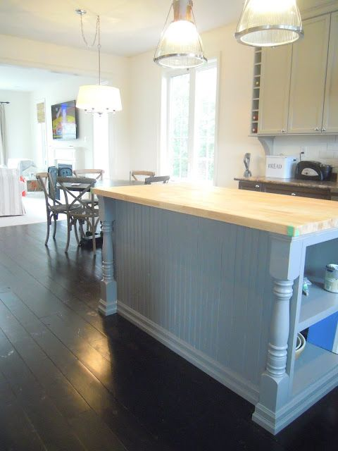 Kitchen Inspiration - LOVE THIS island: Backyard Plans, Kitchens Casual, Kitchens Dining, Kitchen Island Ideas, Cod Kitchen, Beachy Island, Kitchen Islands