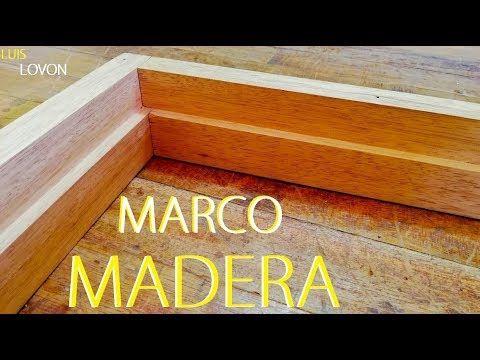 Como Hacer Marco De Madera Para Puerta Facilito Luis Lovon Youtube Ventanales De Madera Ventanas De Madera Rusticas Como Hacer Puertas Corredizas