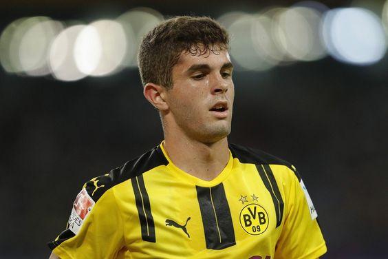 Christian Pulisic (Borussia Dortmund)
