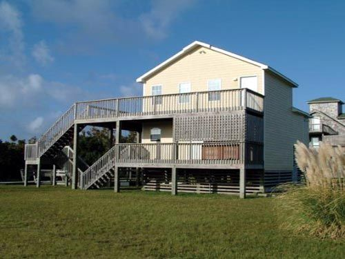 Outer Banks Vacation Rentals | Salvo Vacation Rentals | Hook's Treasure #706 | (4 Bedroom Oceanside House)