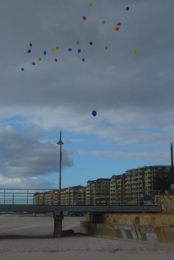 Glenelg balloon release