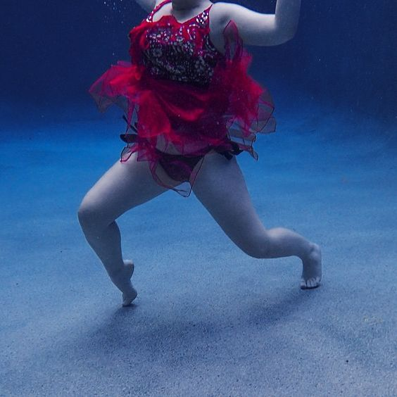 #underwater #photography experiments... Sometimes the shots without the head are the best