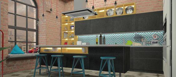 Proyecto 5 › Diseños de arquitectos ruso líder › Galería › Cocinas | LEICHT – Moderno diseño de cocinas para viviendas de nuestro tiempo