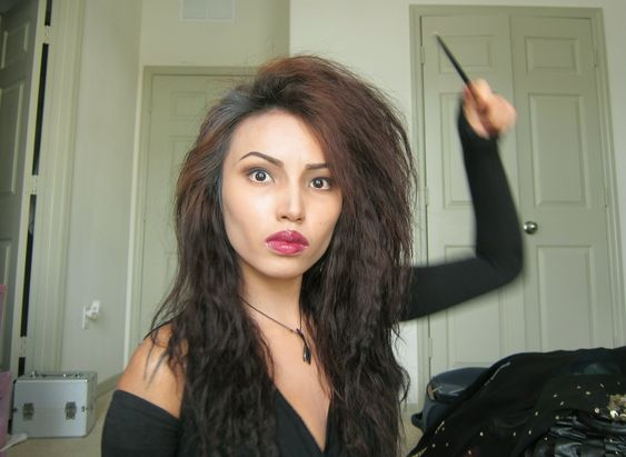 Transfrom yourself this Halloweeen into your favorite Harry Potter Character Bellatrix .I had so many request for this video ! So Here it is friends You aske...