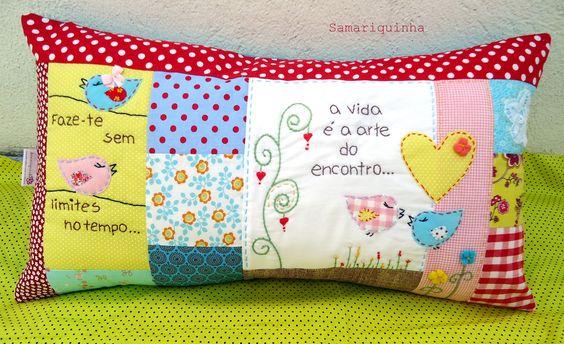 travesseiros personalizados - Pesquisa Google