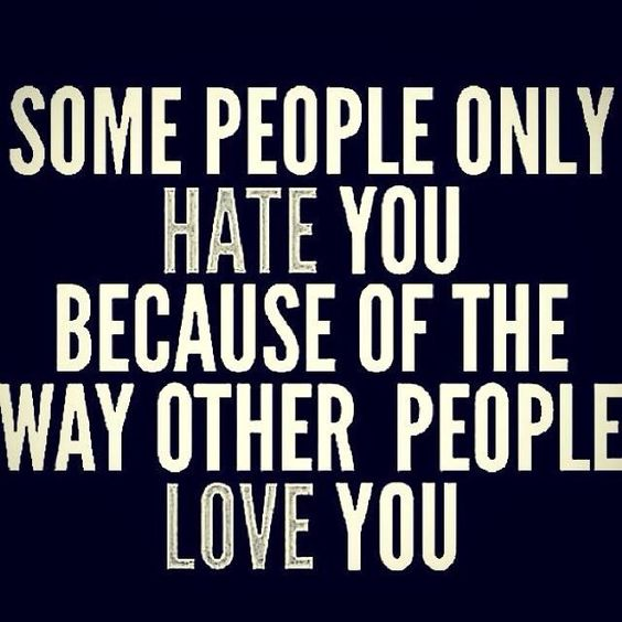 Truth lol. Seen it happen..nothing you can do but be nice, works for now anyways lol. Bless em'
