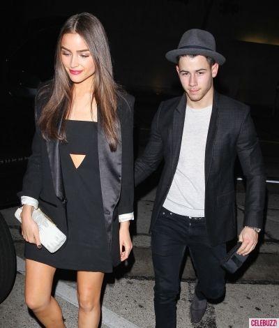 Nick Jonas & Olivia Culpo lead this week's sexxxy star sightings!