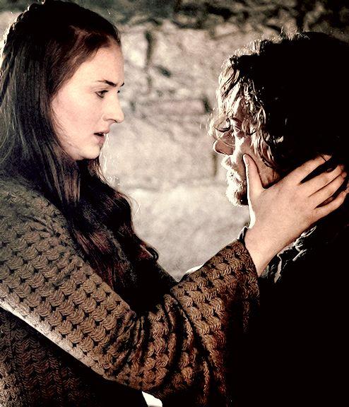 Sansa Stark & Theon Greyjoy
