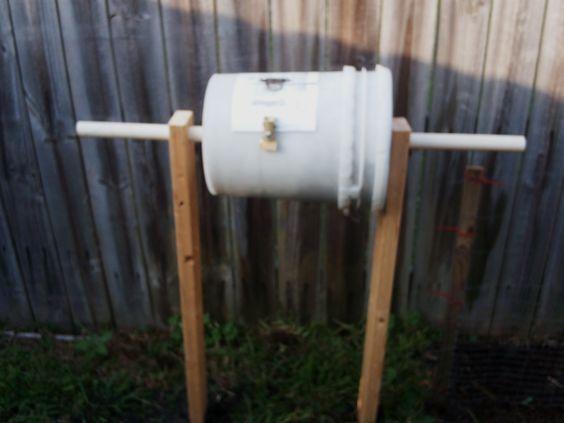 5 Gallon Bucket Compost