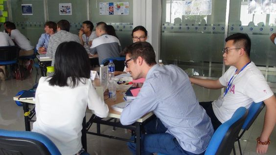 From August 22 - September 2, 22 young students from around the world participated in the 4th installment of #Comau's Project & People Management School in #Shanghai. The course, taught entirely in English, gives students the opportunity to work and learn in Comau's #innovative environment. For more information about #PPMSchool, visit: http://ow.ly/RlZp303BTqp.