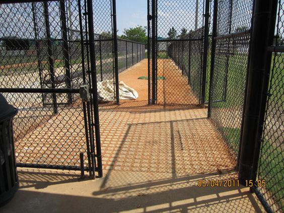 Drivable Grass® Permeable Pavers Project Gallery – Pathways. Baseball Dugout Paved With Drivable Grass®