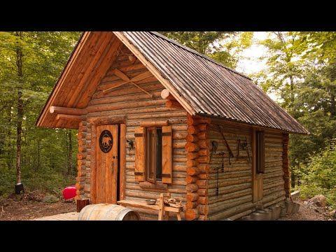 Pin On Log Cabin