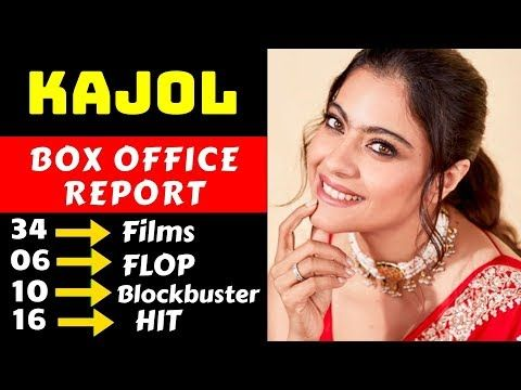 Kajol Hit And Flop All Movies List With Box Office Collection Analysis Youtube Movie List Romantic Drama Film Upcoming Movies 2020