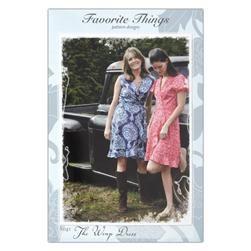Favorite Things The Wrap Dress Pattern