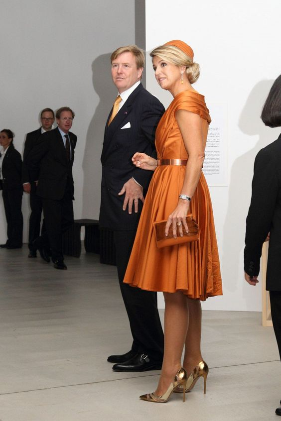 King Willem-Alexander and Queen Maxima State visit Japan day 1