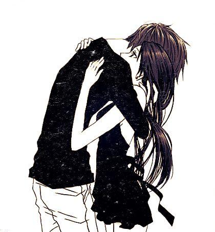 """Képtalálat a következőre: """"anime boy and girl hugging"""""""