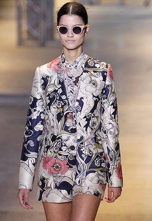 Paris Fashion Week: Paris Fashion Week - Cacharel