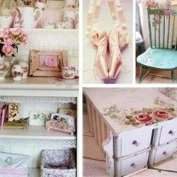 Beautiful Shabby Chic Style Rustic