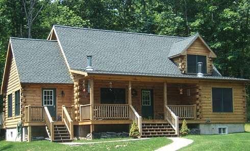 Modular Log Homes In North Carolina Modular Log Cabins