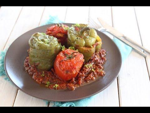 tajine de légumes farcis - blog cuisine marocaine / orientale ma