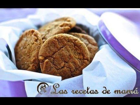 Cómo hacer galletas de mantequilla de cacahuete - YouTube