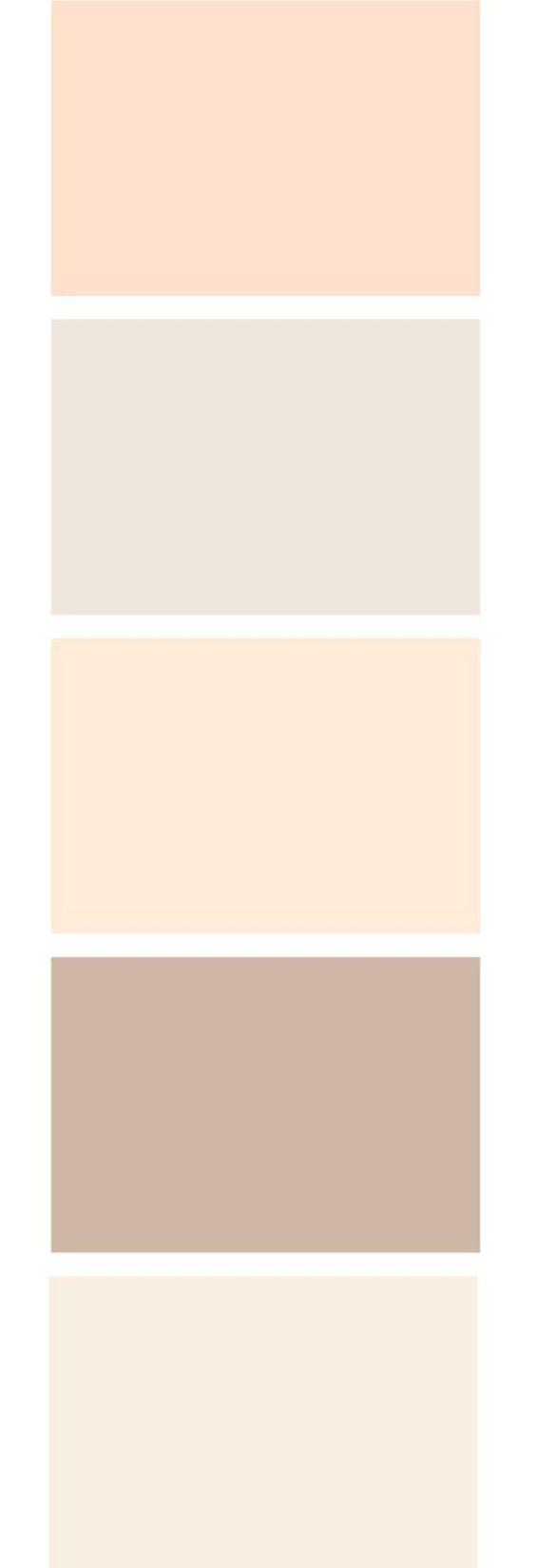 Peinture pastel et nude : les couleurs tendance dans la déco - Côté Maison
