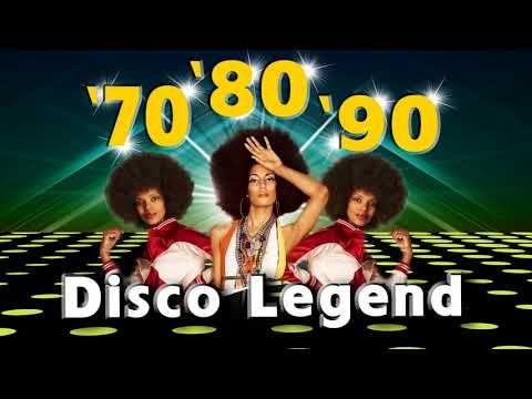 Best Disco Dance Songs Of 70 80 90 Legends Golden Eurodisco