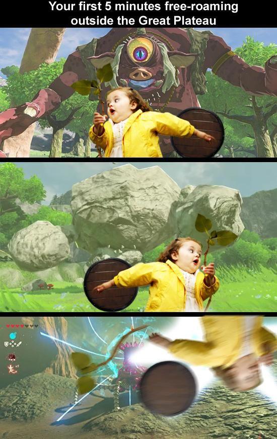 Yet Somehow It S Still Fun Af Legend Of Zelda Memes Zelda Funny Legend Of Zelda