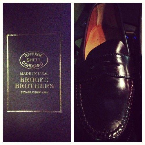 #cordovan #loafers #alden michaelboyet, instagram.com