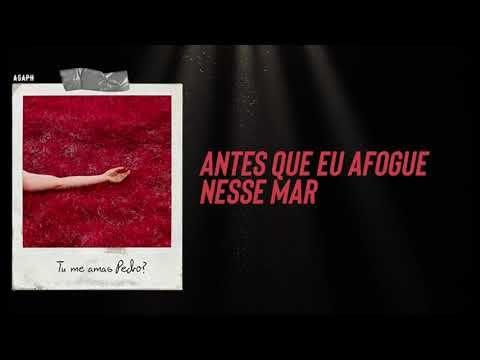 Asaph Tu Me Amas Pedro Lyric Video Youtube Com Imagens