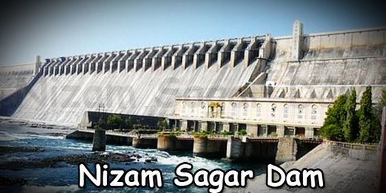 Situated at the Manjira river, and a tributary to the Godavari, the Nizam Sagar…