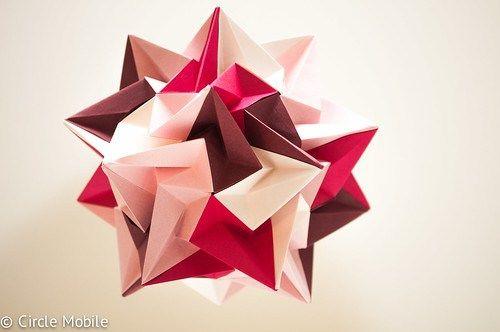 Origami Kugeln