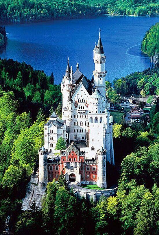 Germany Neuschwanstein Castle Schloss Neuschwanstein Schwangau Municipality Ostallgau District Bavaria It In 2020 Neuschwanstein Castle Castle Germany Castles