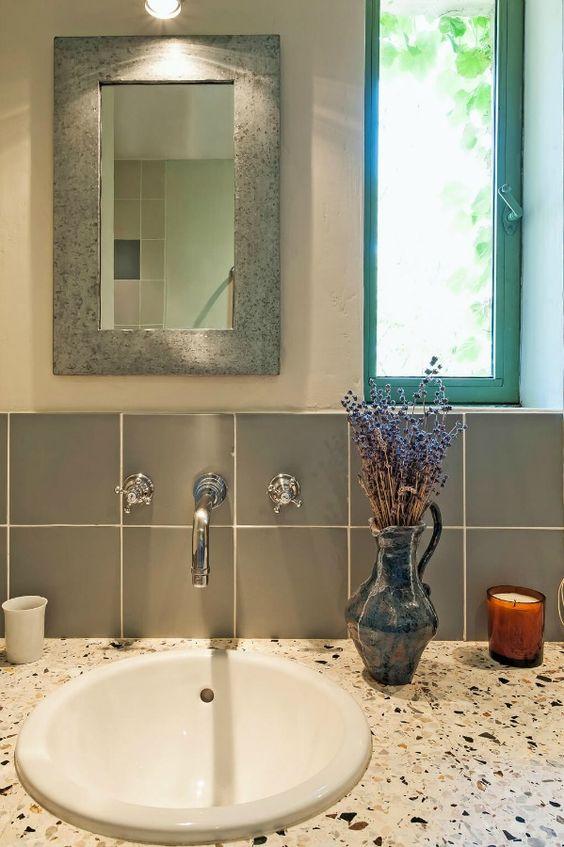 Modest Bathroom Interior