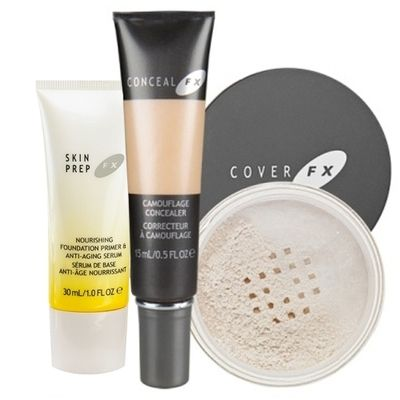 Cover FX Redness Treat & Conceal Kit