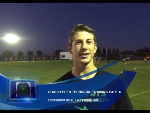 Youtube Soccer Academy Goalkeeper Goalee