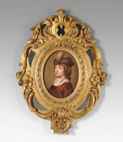 OnlineGalleries.com - A fine portrait of William of Nassau, Prince of Orange (1626-50) by Henry Piercce Bone