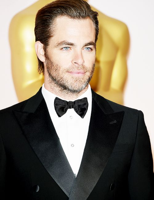 """""""Chris Pine at the 87th Annual Academy Awards"""""""