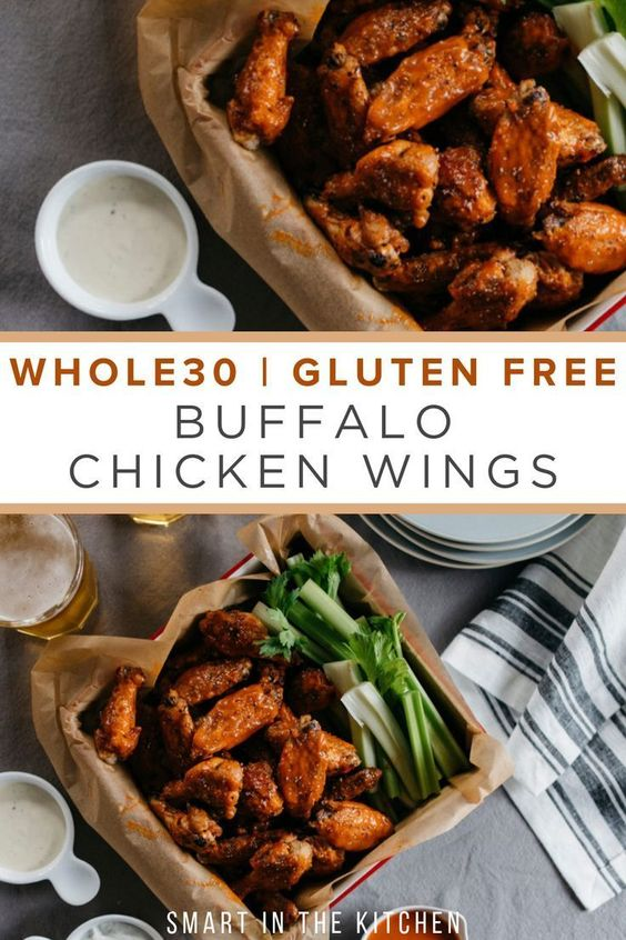 Buffalo Chicken Wings That Are Whole30 And Gluten Free Whole30