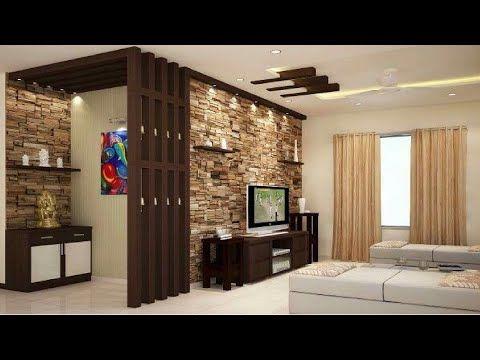 Stone Wall Youtube Room Door Design Pooja Room Door Design Pooja Room Design
