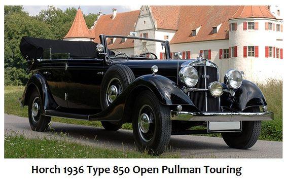 Open Pullman Touring
