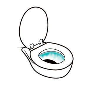 how to remove toilet stains (eco friendly way)