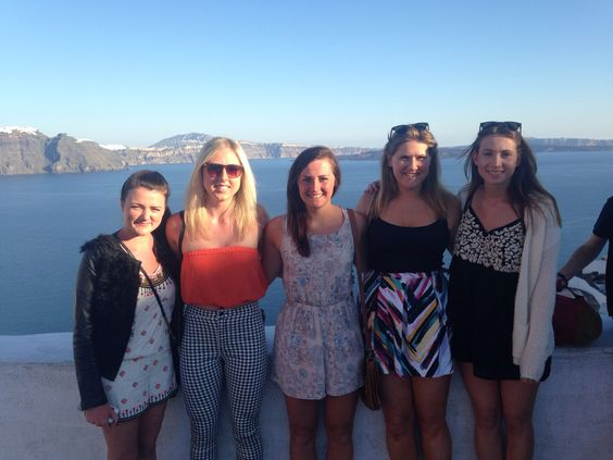 Final year geography trip to Crete and Santorini