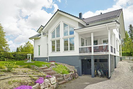 Hirsitalo Saloniemi 1 - Kuusamo Hirsitalot Hus Pinterest House - relax finnische blockhaus sauna studio markunpoika