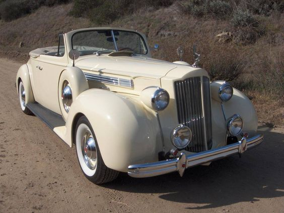 1939 packard 120 convertible coupe resto mod for sale hemmings motor news old cars. Black Bedroom Furniture Sets. Home Design Ideas